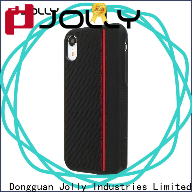 Jolly protective back cover supplier for iphone xs