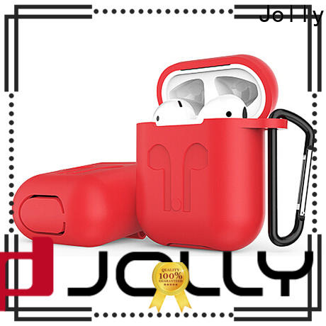 Jolly airpods carrying case factory for earbuds