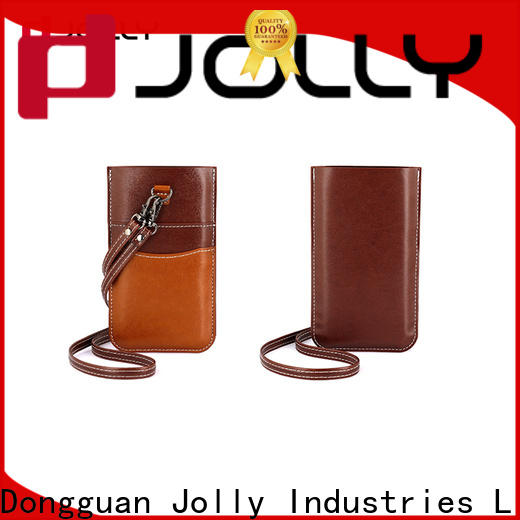 Jolly phone pouch bag suppliers for cell phone