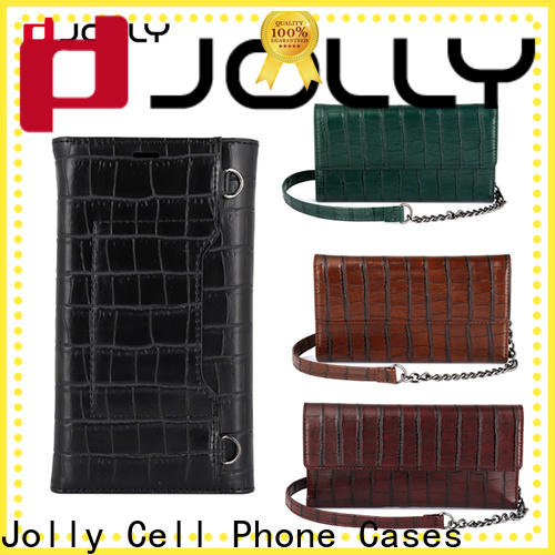 Jolly leather phone case maker company for iphone xs