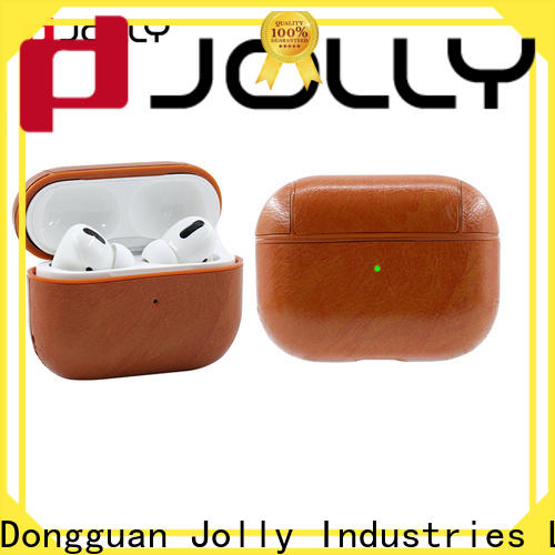 Jolly new cute airpod case suppliers for earbuds