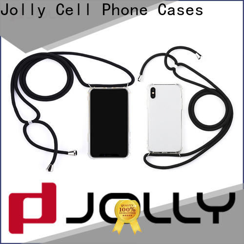 Jolly hot sale crossbody smartphone case company for sale