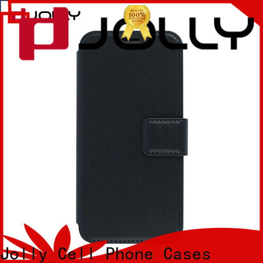 folio designer cell phone cases with id and credit pockets for mobile phone