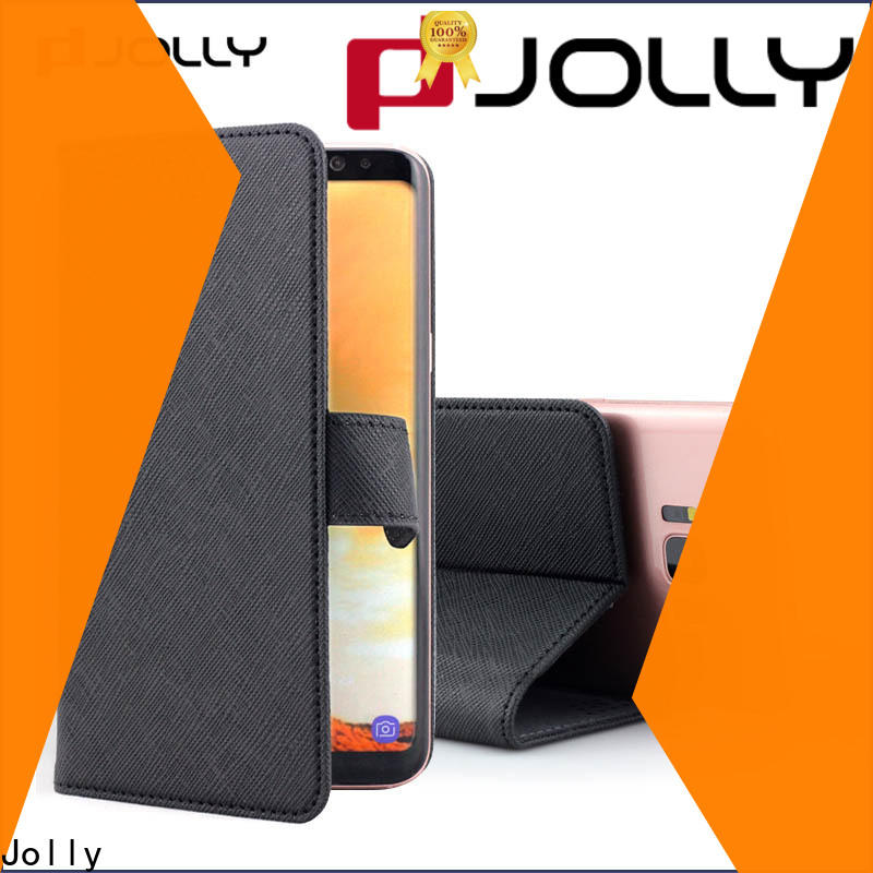 Jolly case universal with card slot for cell phone
