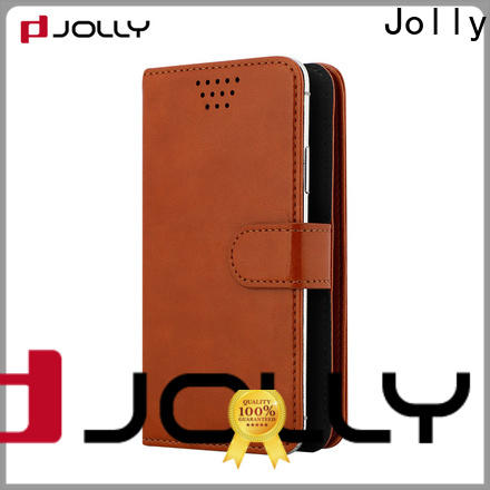 artificial leather universal mobile cover supplier for mobile phone