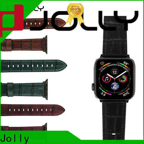 Jolly watch band wholesale suppliers for watch