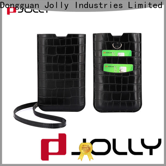 Jolly custom cell phone pouch supply for cell phone