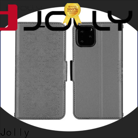 Jolly wholesale phone case maker for busniess for apple