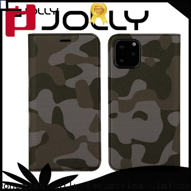 Jolly folio anti radiation phone case for busniess for sale
