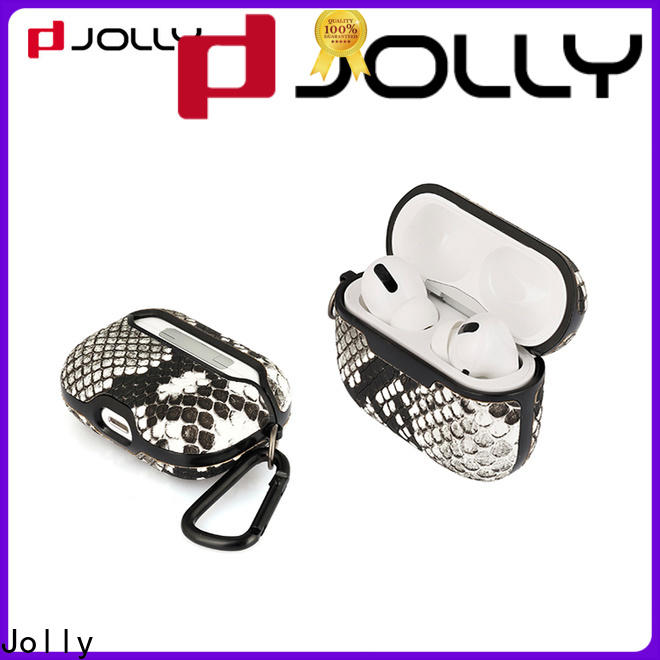 Jolly airpod charging case manufacturers for earbuds