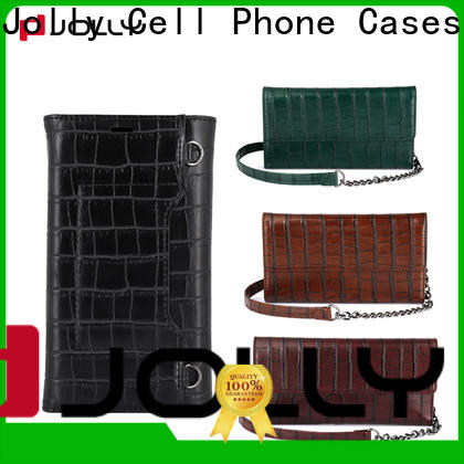 Jolly crossbody cell phone case supply for cell phone