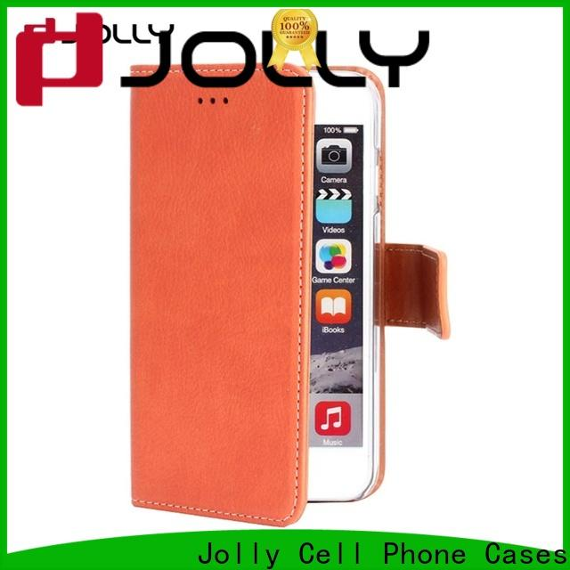 Jolly wallet case with slot for mobile phone