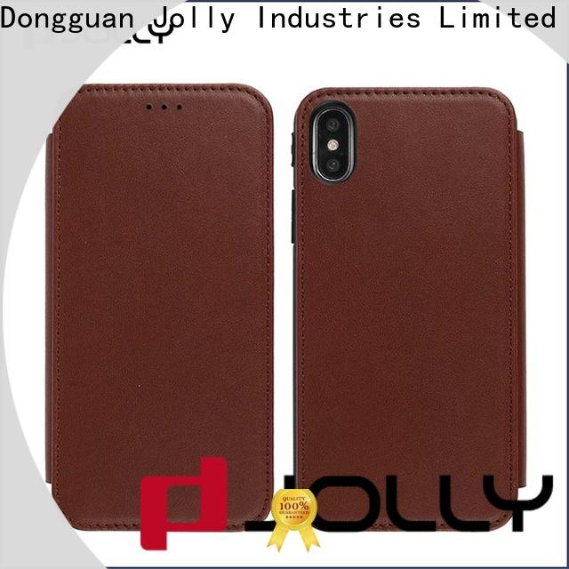 Jolly initial phone case supplier for mobile phone