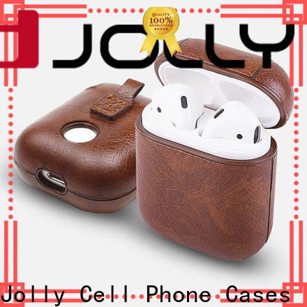 Jolly custom airpods carrying case company for earbuds