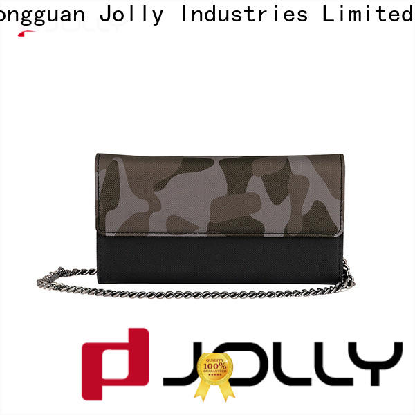 Jolly hot sale crossbody cell phone case factory for phone