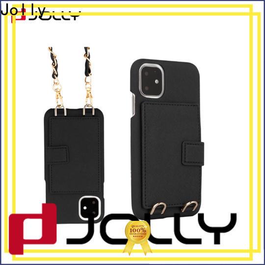 Jolly best phone case maker supplier for apple