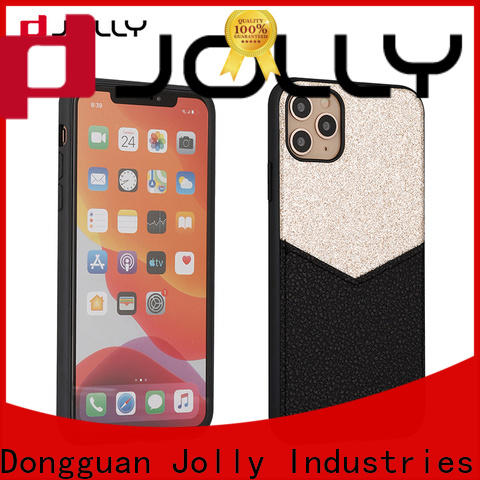 Jolly essential customized mobile cover supplier for iphone xs