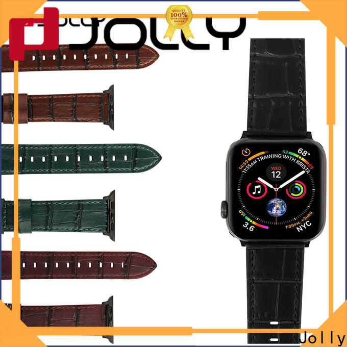 Jolly new watch band factory for business