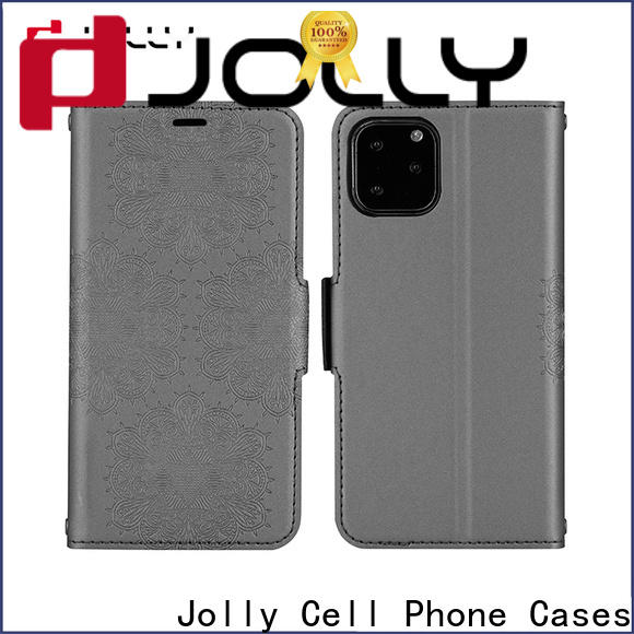Jolly phone case maker manufacturer for apple