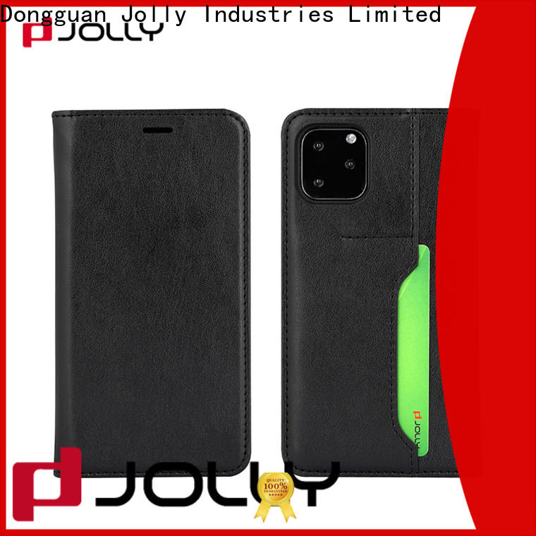 Jolly top phone case maker supply for apple