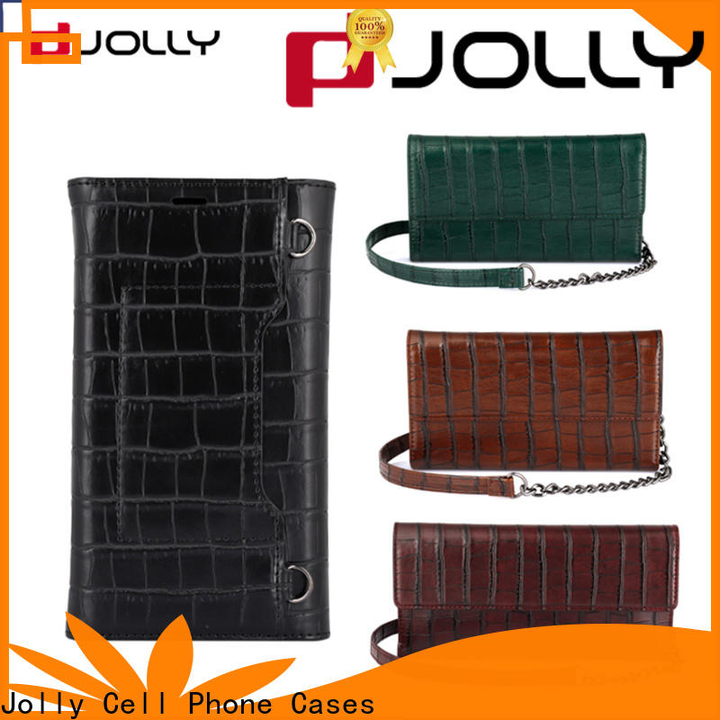 Jolly top clutch phone case factory for phone