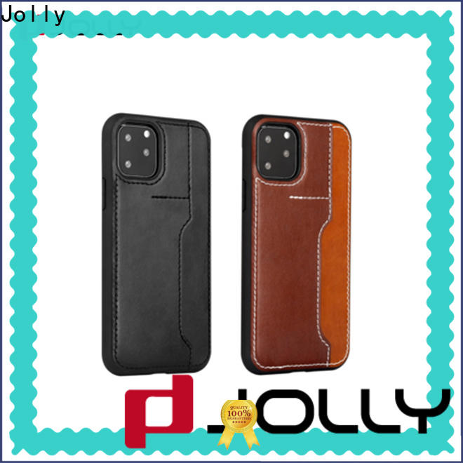 Jolly Anti-shock case for busniess for iphone xs
