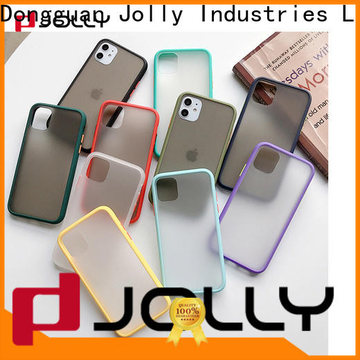 Jolly top customized mobile cover supplier for iphone xr