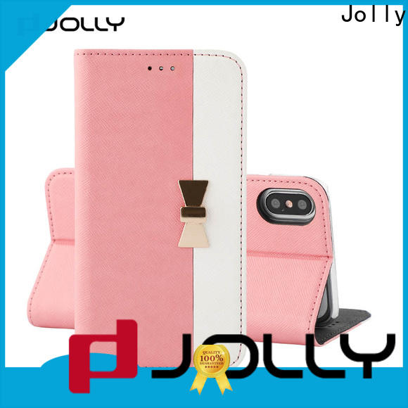 Jolly initial phone case manufacturer for mobile phone