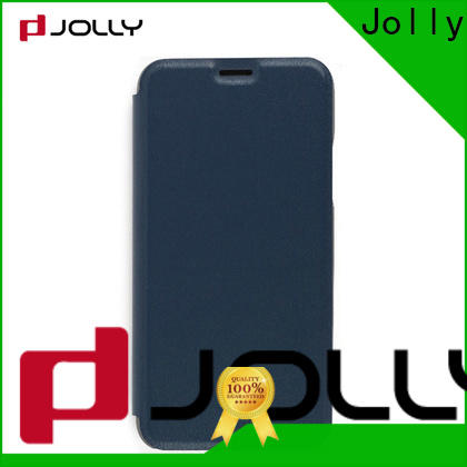 Jolly phone cases online with strong magnetic closure for sale
