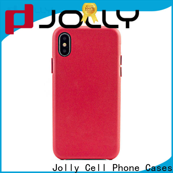 thin mobile back cover factory for iphone xs