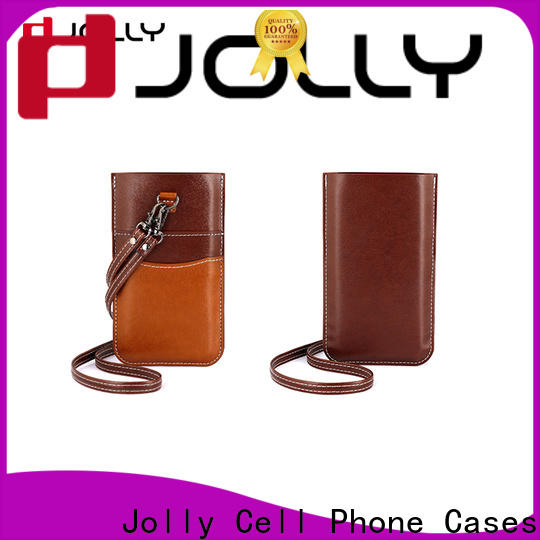 colored cell phone pouch suppliers for sale