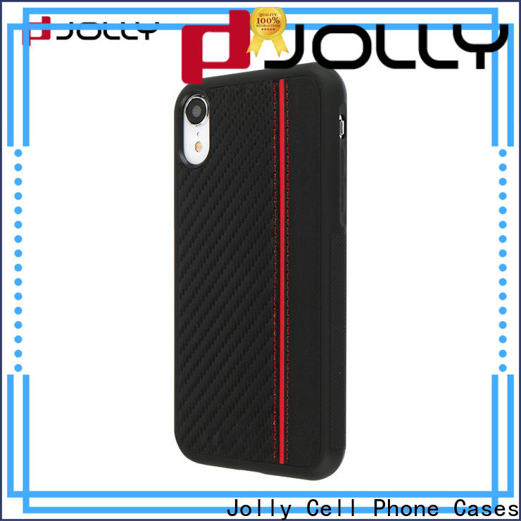 Jolly latest anti-gravity case for busniess for iphone xr