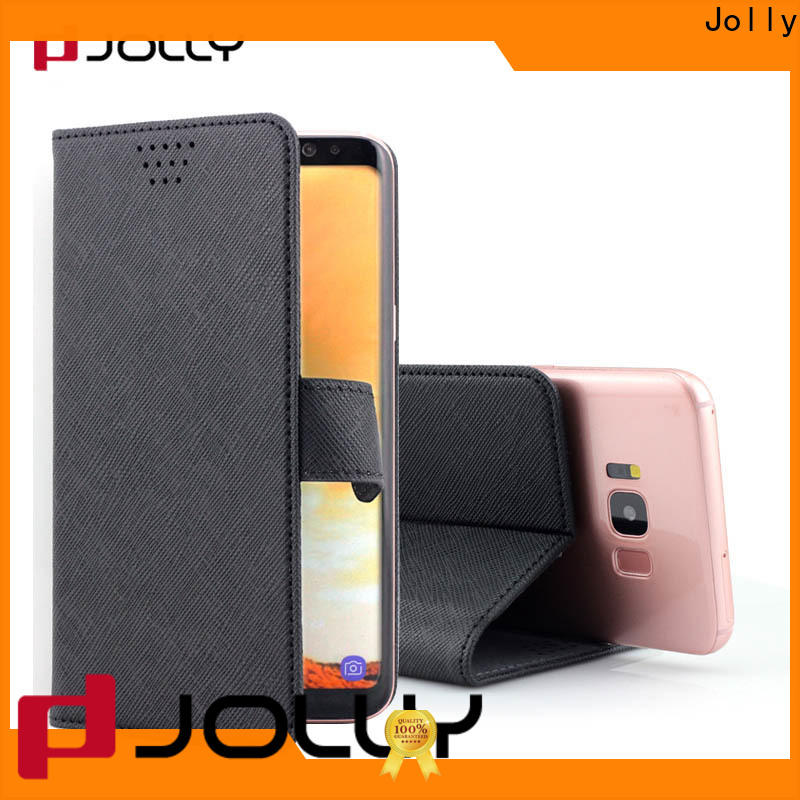 Jolly universal case with credit card slot for mobile phone