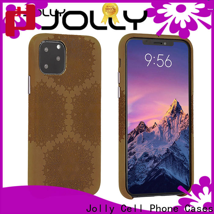 Jolly latest mobile back cover supplier for sale
