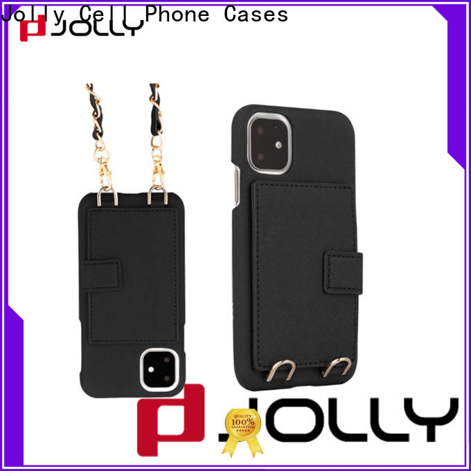 Jolly custom phone case maker with slot for iphone xs