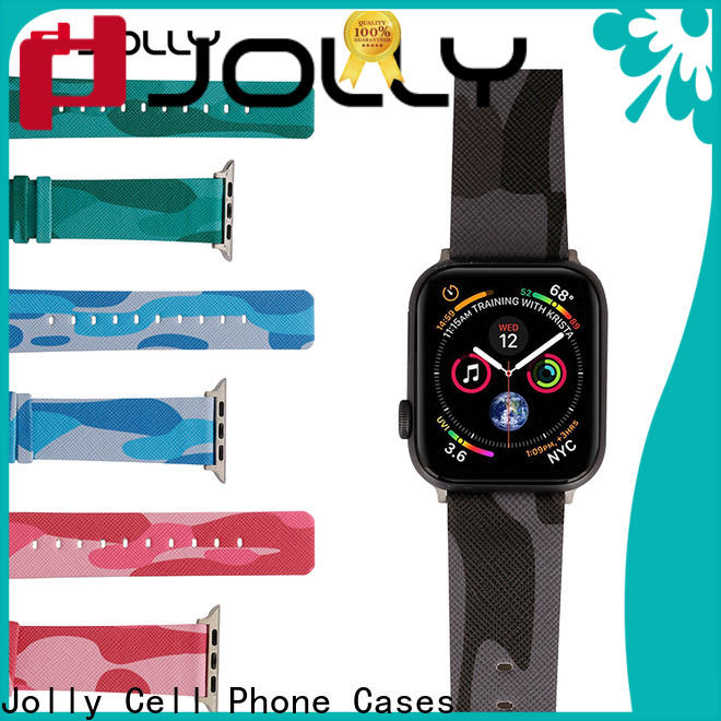 Jolly latest best watch bands supply for watch