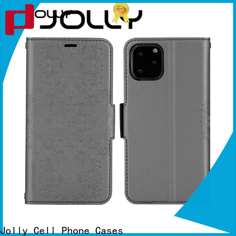 Jolly latest flip cell phone case supplier for sale