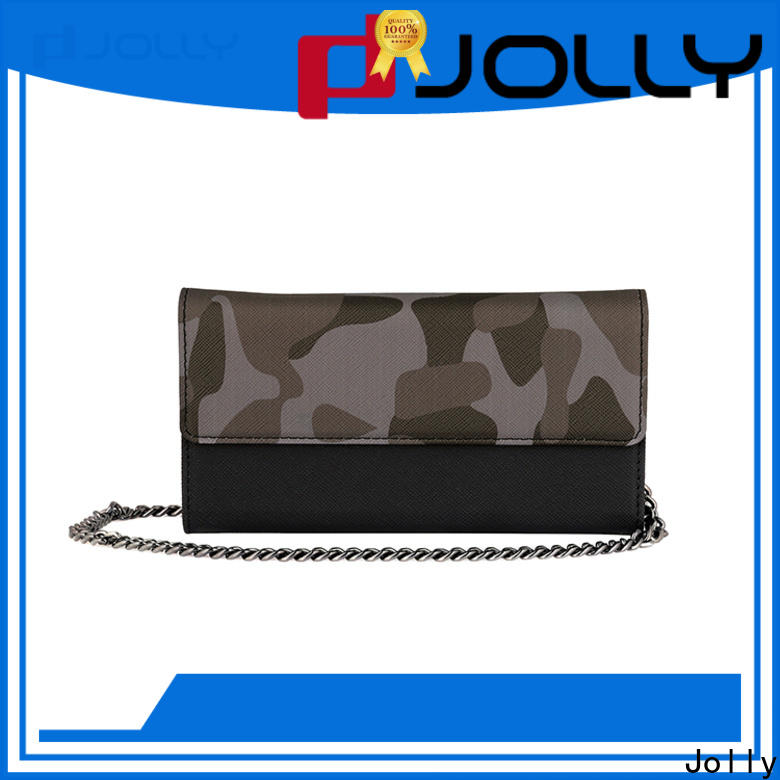 Jolly new crossbody smartphone case supply for phone