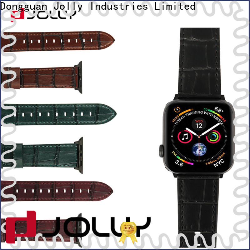 Jolly high-quality watch straps supply for watch