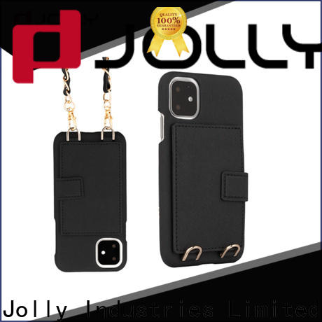 Jolly phone case maker with slot for iphone xs
