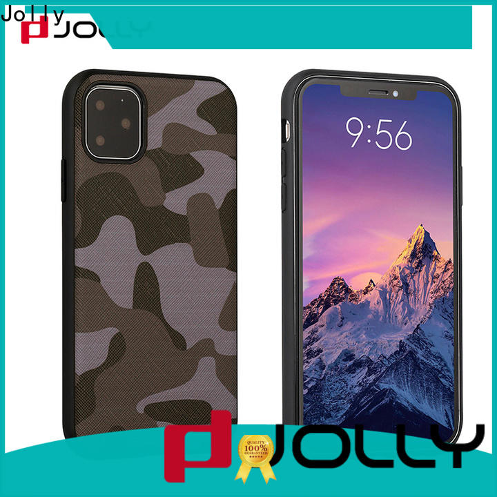 Jolly custom customized mobile cover company for iphone xr