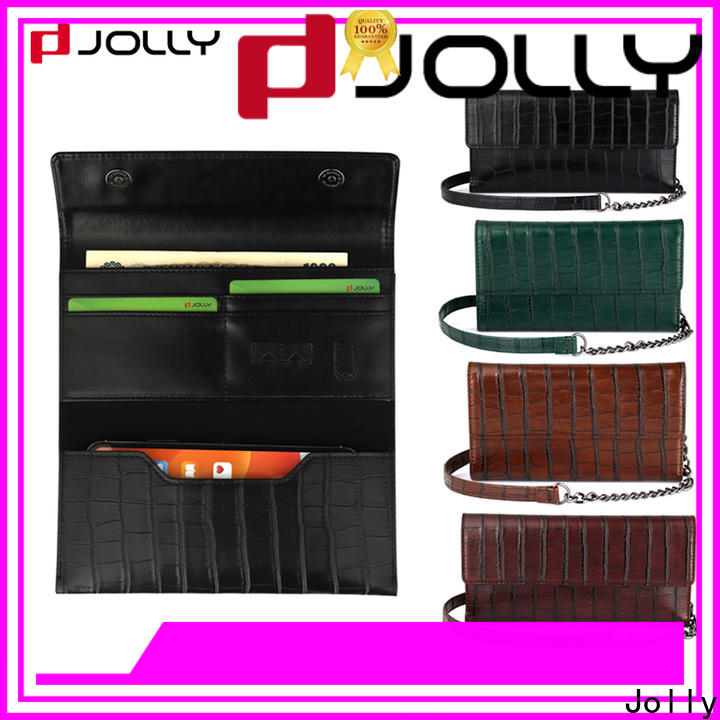Jolly good crossbody cell phone case factory for sale