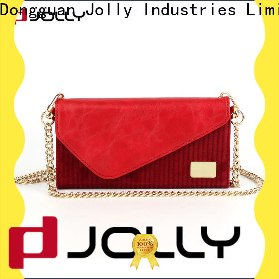 Jolly top crossbody cell phone case supply for cell phone