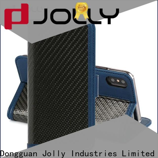Jolly phone case and wallet manufacturer for sale