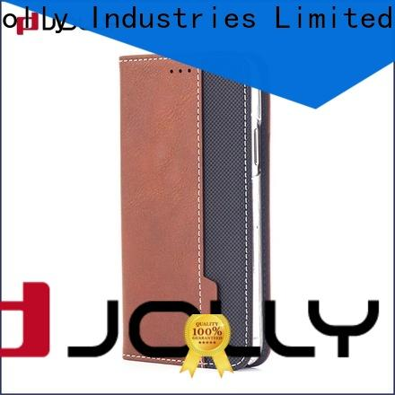 Jolly anti radiation phone case with strong magnetic closure for sale