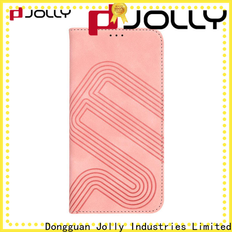 Jolly folio cell phone cases company for iphone xs
