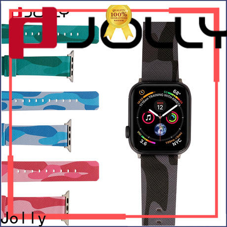 Jolly watch band wholesale supply for business