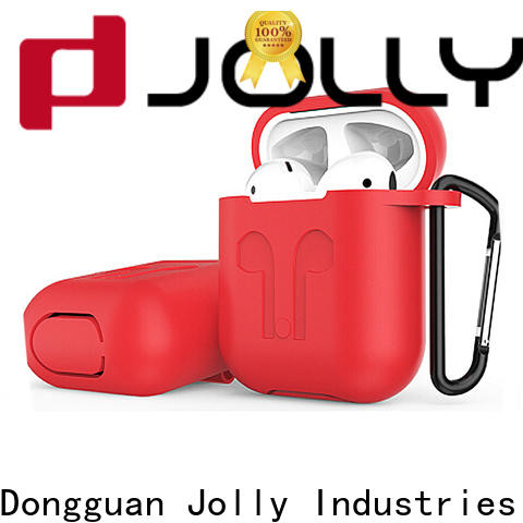 Jolly hot sale airpods carrying case supply for sale