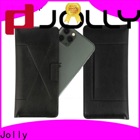Jolly leather phone case maker for busniess for iphone xs