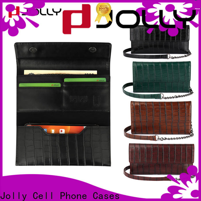 Jolly new phone clutch case company for smartpone